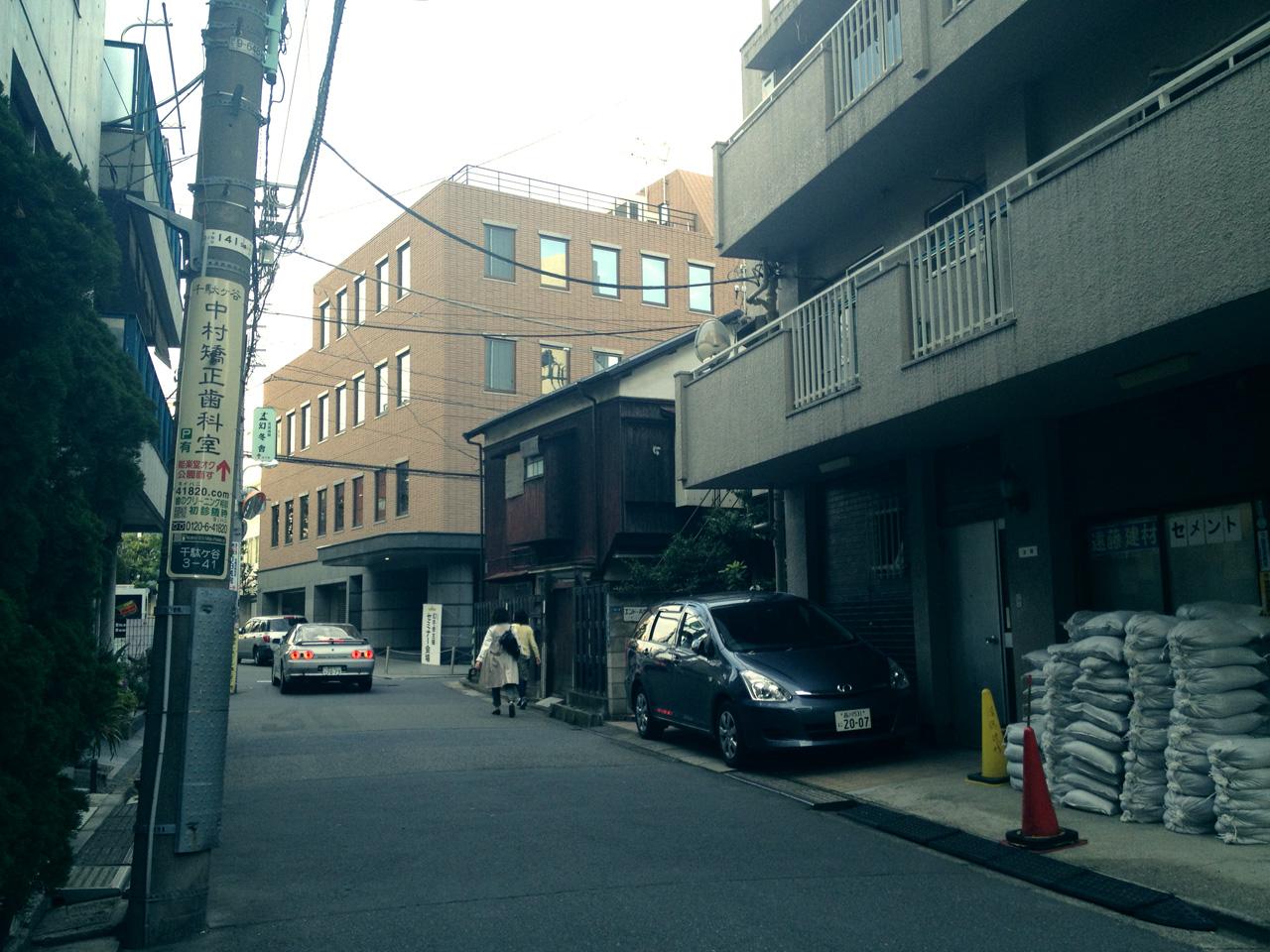 渋谷区鶴の湯20150317