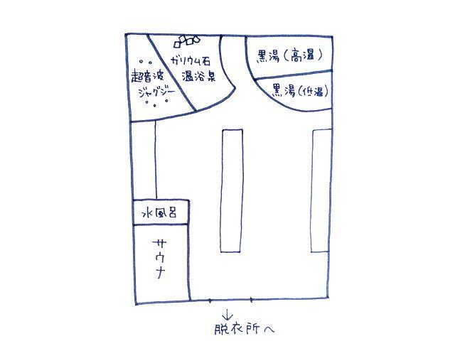 大田区蒲田温泉20150603