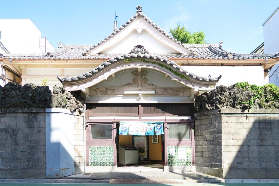 文京区富士見湯20150811