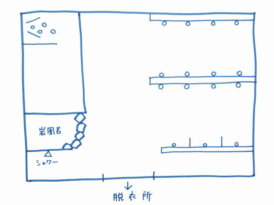 20160510大田区蒲田福の湯