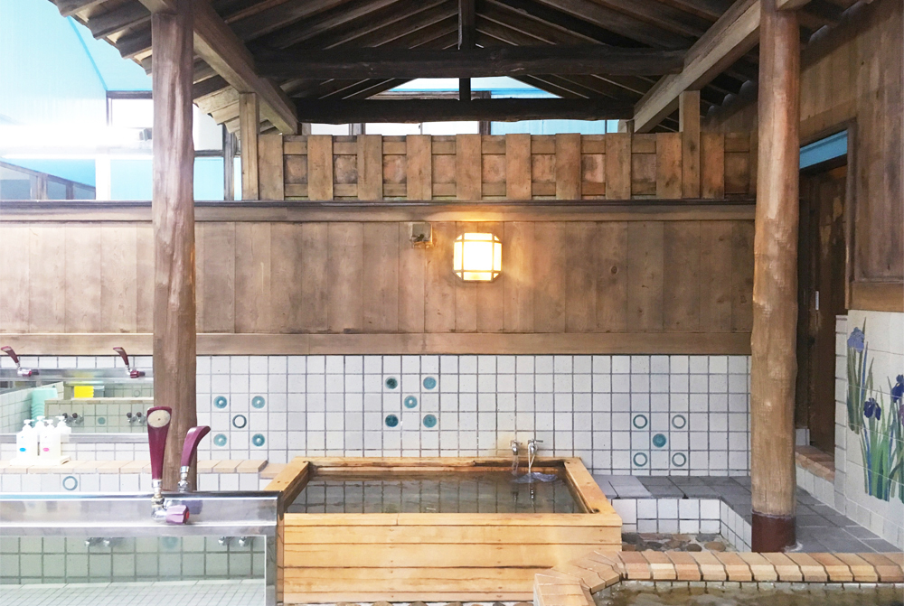 世田谷区藤の湯20160915