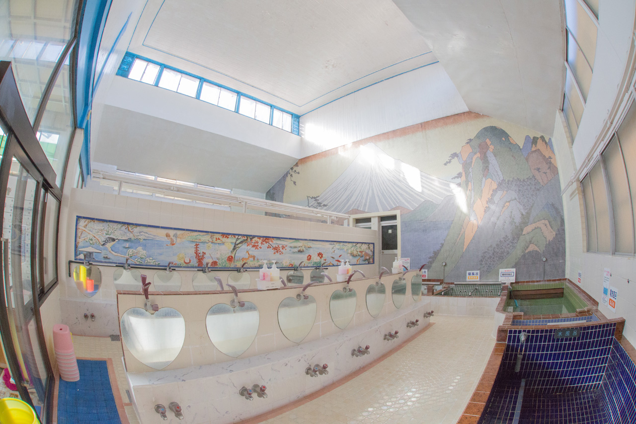 中野区昭和浴場20150405