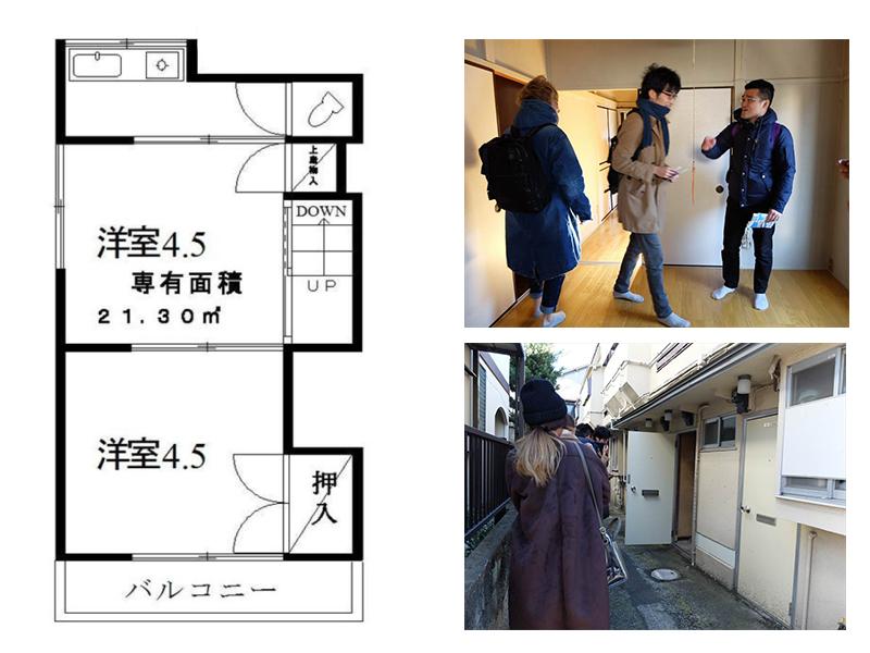 20170106風呂無しツアー高円寺